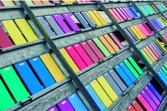 Low-code softwareontwikkeling voor een kleurenmengsysteem