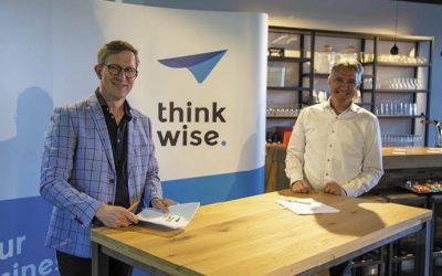 Knallende start van partnership Thinkwisemet Incentro